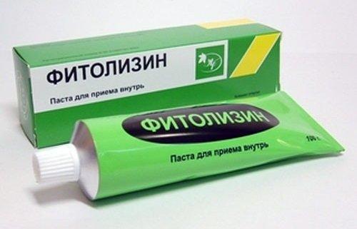 Фитолизин при цистите отзывы врачей и пациентов