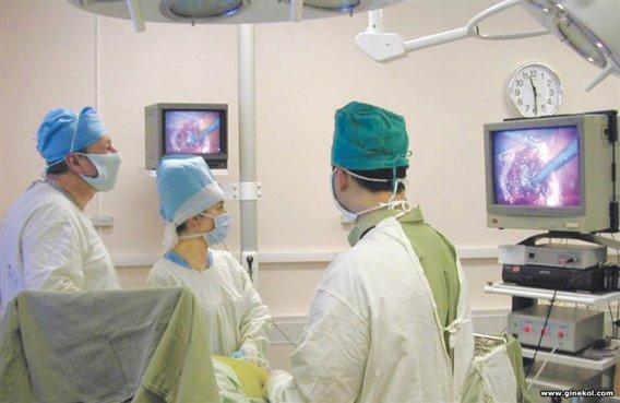 хирургия почек