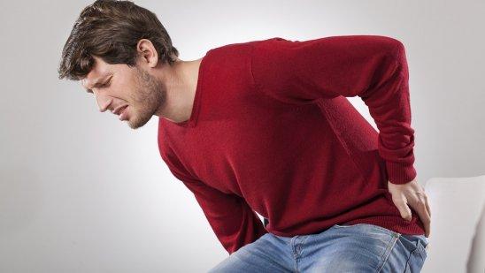 боли в области надпочечников