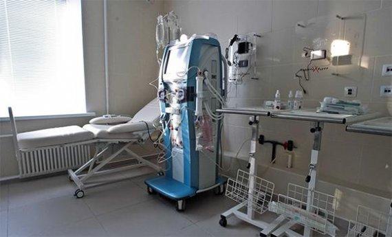 аппаратное оборудование при переливании крови