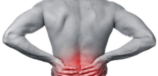 боли в низу спины