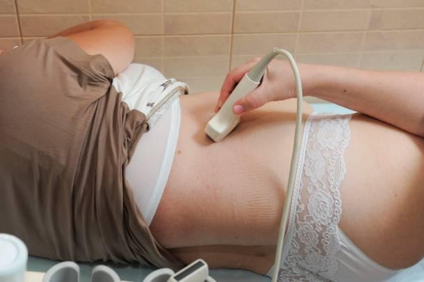 сонография мочеполовой системы