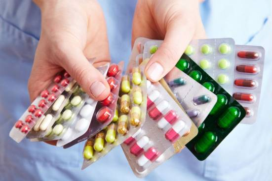 Антибиотики при почках