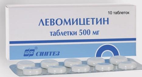 Как принимать Левомицетин при цистите у женщин и мужчин?